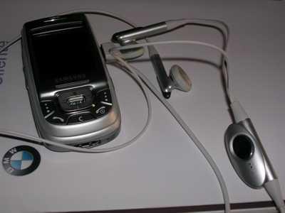 171305 D500 CuffieStereo - Samsung D500E: quasi perfetto