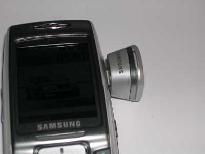171305 D500 SoundMate2 - Samsung D500E: quasi perfetto