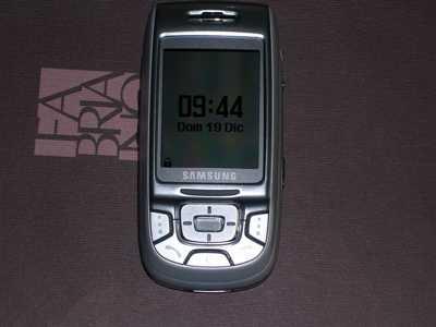 171305 D500 front - Samsung D500E: quasi perfetto