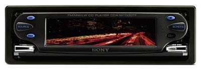 CDX M1000TF - Introduzione al mondo del Car Hi-Fi