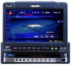 ClarionVRX928RVD2 - Introduzione al mondo del Car Hi-Fi