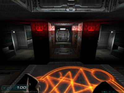 Doom3 4 - Xbox Review, Doom 3