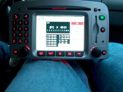 HPIM0580 - CD Changer: montiamolo insieme