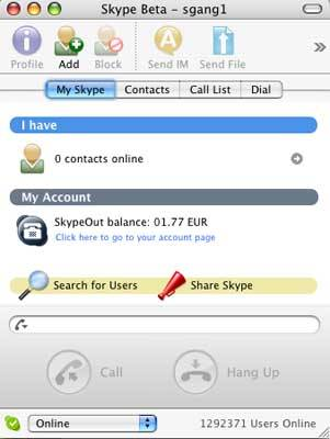 SKYPE - Voice over Ip: un mercato in crescita