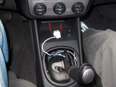 cambio - Montare un lettore mp3 in auto: La guida