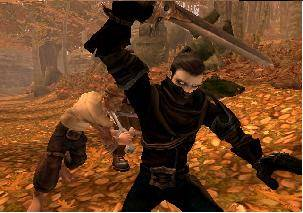 fablecombat2jpg - Xbox Review, Fable