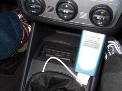montato - Montare un lettore mp3 in auto: La guida