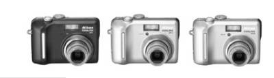 p1ep2front - Un quintetto targato Nikon Coolpix