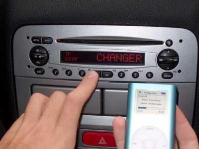 src - Montare un lettore mp3 in auto: La guida