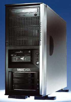 Maxdataserverplatinum100 - Maxdata Platinum 100 I, un server potente a prezzi entry-level