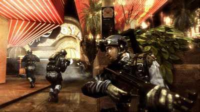 RainbowSixVegasn14 - Xbox 360 Review, Rainbow Six Vegas