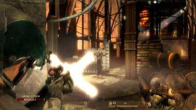 RainbowSixVegasn2 - Xbox 360 Review, Rainbow Six Vegas