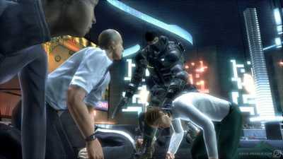 RainbowSixVegasn5 - Xbox 360 Review, Rainbow Six Vegas