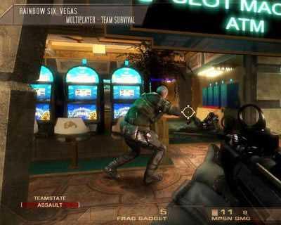 RainbowSixVegasn6 - Xbox 360 Review, Rainbow Six Vegas