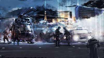 RainbowSixVegasn9 - Xbox 360 Review, Rainbow Six Vegas
