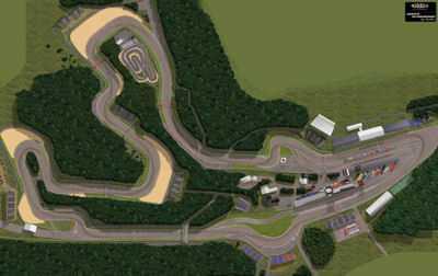 spa francorchamps - Le divertenti corse automobilistiche di Miniracingonline