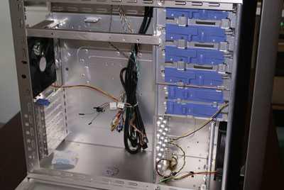 CaseCoolerMastern3 - Pronti per Vista con il nostro Pc test