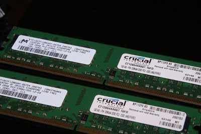 DDRAM2Crucial5300n1 - Pronti per Vista con il nostro Pc test