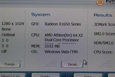 MSIxr1650xtfoto4 - Pronti per Vista con il nostro Pc test