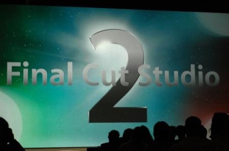 Finalcutstudio2 - Apple presenta il nuovo software professionale e una novita' hardware al NAB di Las Vegas