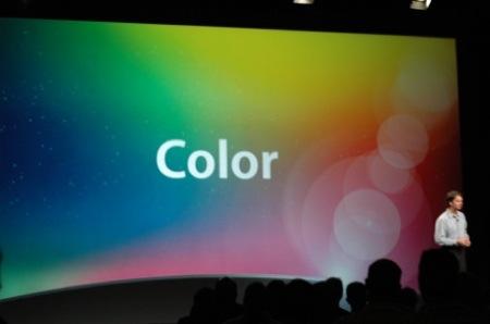 applecolor - Apple presenta il nuovo software professionale e una novita' hardware al NAB di Las Vegas