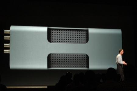 iohd3 - Apple presenta il nuovo software professionale e una novita' hardware al NAB di Las Vegas