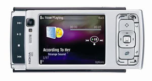 nokian95img2 - Nokia N95 vince il premio TIPA 2007 ed entra nel listino 3Italia