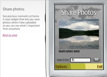 nokiawidget2 - I Widget sbarcano sui cellulari Nokia