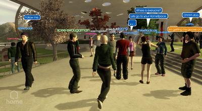 playstationhome3 - Playstation Home arriva a novembre