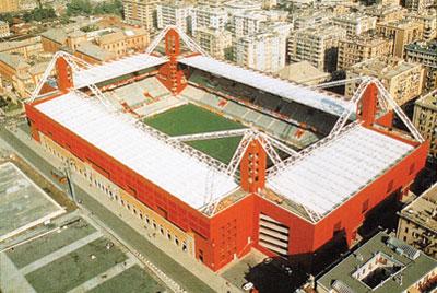 stadioluigiferrarisdigenova - Il grande Napoli è in serie A