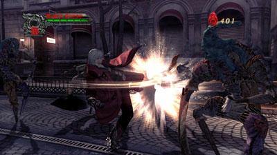 devilmaycry4imgpr1 - La lista dei videogames in uscita a Febbraio: PSP, PS2, PS3, XBOX360, WII, NDS