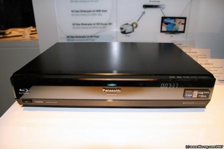 panasonic 11 - In arrivo un nuovo aggiornamento firmware per il lettore Blu Ray di PS3