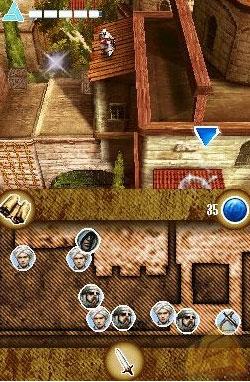 assassincreednintendodsimg2 - Assassin's Creed Altair's Chronicles uscirà il 14 Febbraio su Nintendo DS