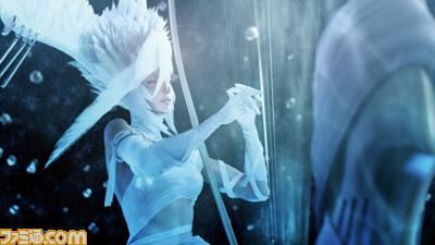 final fantasy xiii summon siren - Square Enix rivela nuovi dettagli su Final Fantasy XIII