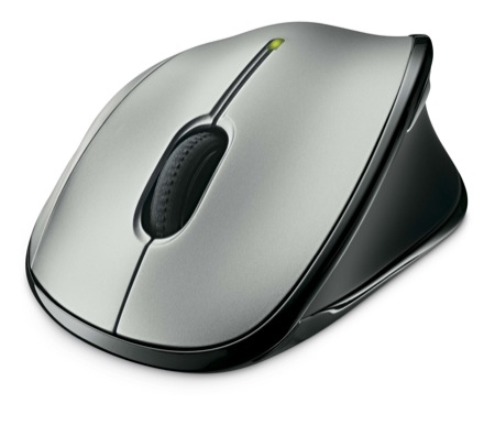 WLM6000 FOB FY08 - Microsoft lancia il nuovo Laser Mouse 6000