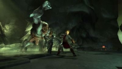godofwar03 - God of War: Chains of Olympus si mostra in nuove immagini