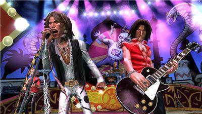 guitarheroaerosmith - Activision annuncia Guitar Hero: Aerosmith