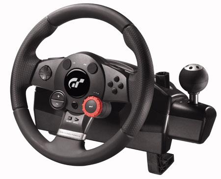 logitechlivingforce2022008 - Da Logitech il volante ufficiale di Gran Turismo per Playstation 3