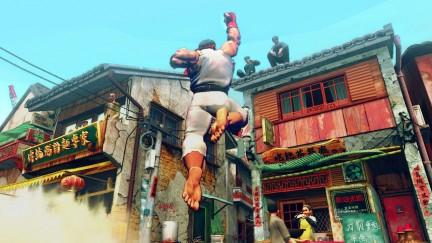 sf402 - Street Fighters IV : ancora immagini e novità