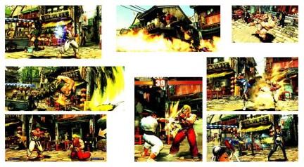 sf403 - Street Fighters IV : ancora immagini e novità