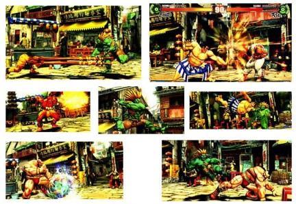 sf404 - Street Fighters IV : ancora immagini e novità