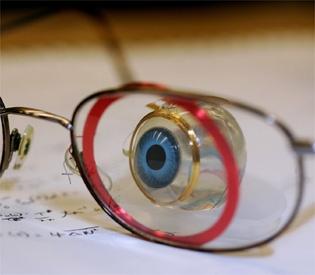 eye01 - Il primo occhio bionico