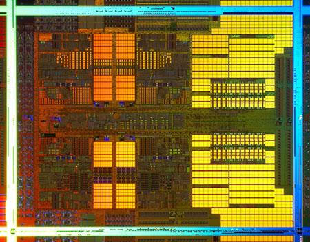 quadcoreamdDiesingle532008 - Cebit 2008, Amd presenta al pubblico i nuovi Quad Core a 45nm