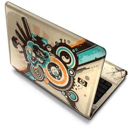 HP Pavilion dv2899 Artist Edition - HP presenta la nuova gamma di PC e notebook per il mercato consumer