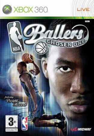 NBA Ballers EU - In arrivo da Midway NBA Ballers - Chosen one per Xbox 360