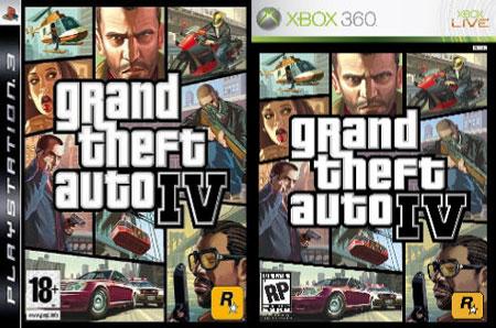 gta4coverps33601052008 - GTA IV a pochi giorni dal lancio già i primi problemi su Sony PS3