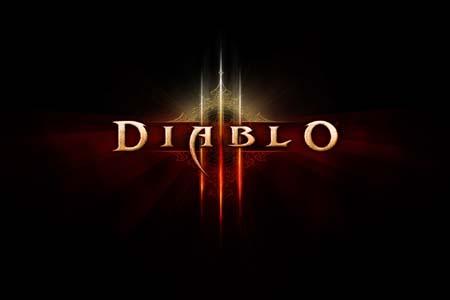 Diablo III Logo - Anteprima Pc, DIABLO III