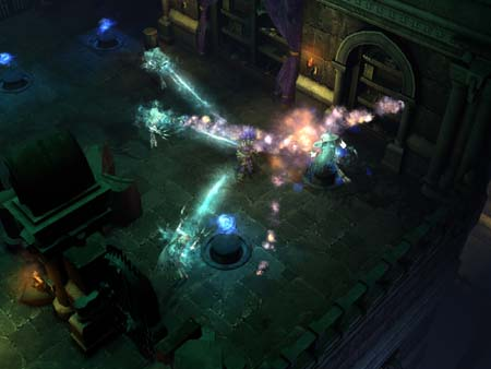 Female Witch Doctor trapped - Anteprima Pc, DIABLO III