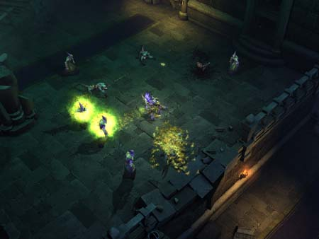 Male Witch Doctor attacking with locust swarm - Anteprima Pc, DIABLO III