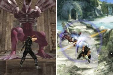 Ninja Gaiden Dragon Sword - Recensione DS, Ninja Gaiden Dragon Sword